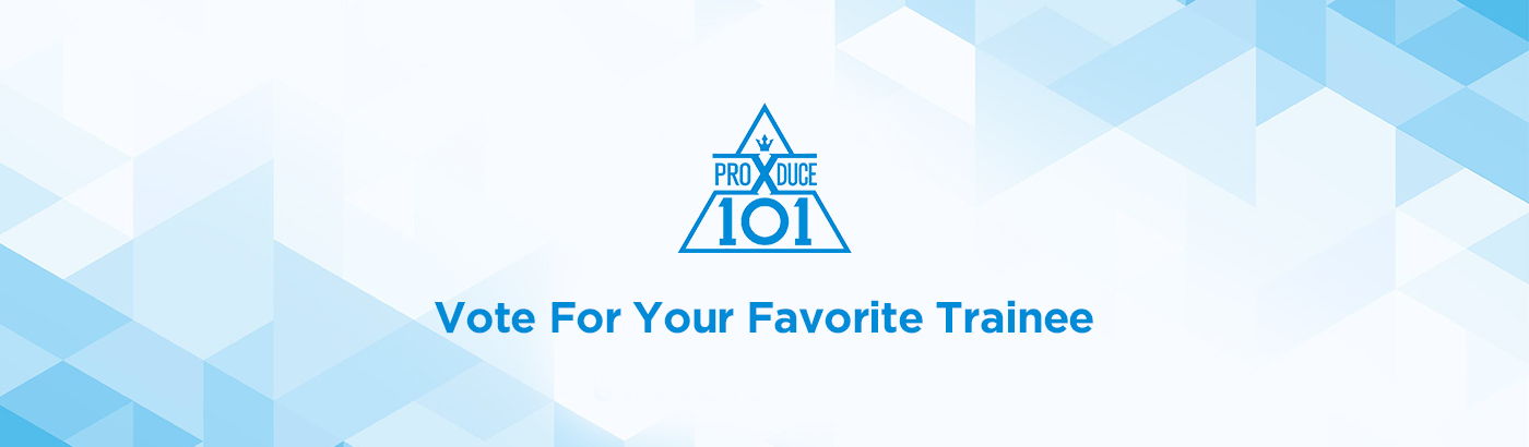 Vote for Your Favorite 'PRODUCE X 101' Trainee • Kpopmap